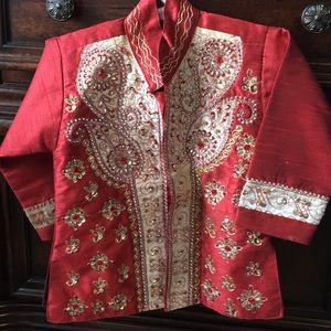 Other - Infant Embroidered Kurta